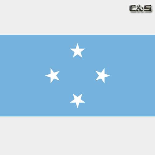 Federated-States-of-Micronesia Flag
