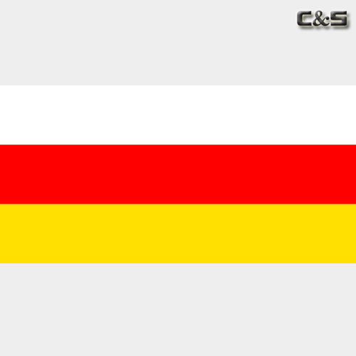 South Ossetia Flag
