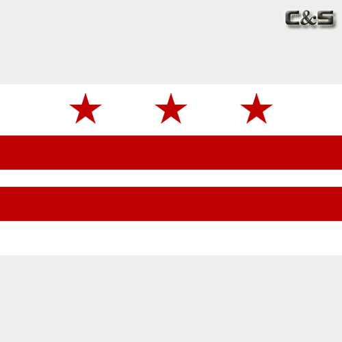 Washington c-d-c Flag