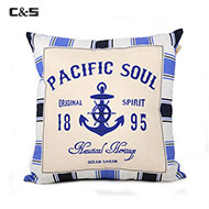 Custom Cushion Pacific Soul