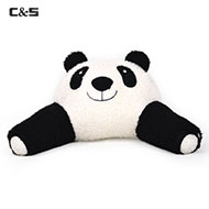 Panda backrest pillow
